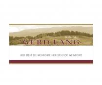 Weingut Gerd Lang