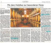 Bremer Anzeiger 04.03.2012