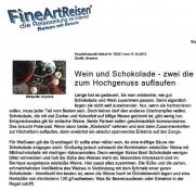 FineArtReisen, 17.10.2012