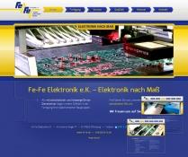 Fe-Fe Elektronik e.K. – Elektronik nach Maß