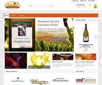 Sommelier Weinversand